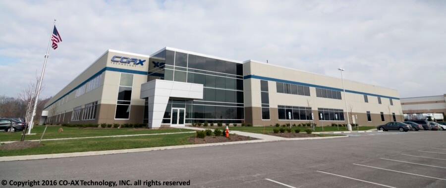 Co-Ax Technology, INC. - Building